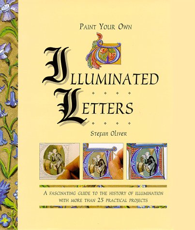 9780785810643: Paint Your Own Illuminated Letters