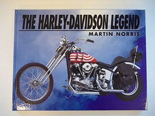 9780785810834: The Harley Davidson Legend