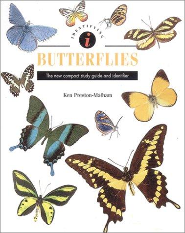 Butterflies (Identifying Guide): Preston-Mafham, Ken