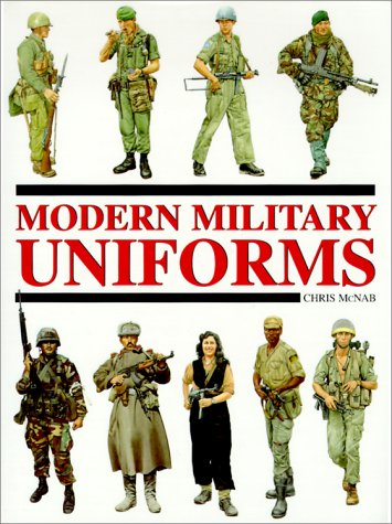 9780785811701: Modern Military Uniforms