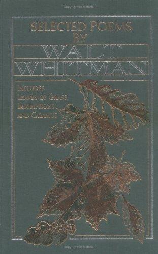 9780785812838: Selected Poems by Walt Whitman (American Poetry)