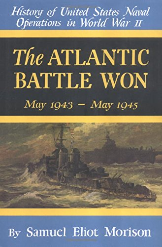 9780785813118: The Atlantic Battle Won - Vol 10 (History of United States Naval Operations in World War II)