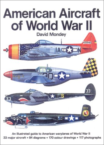9780785813613: The Hamlyn Concise Guide to American Aircraft of World War II