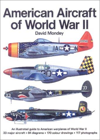 9780785813613: American Aircraft of World War II