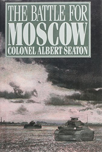 9780785814047: The Battle for Moscow