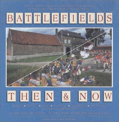 9780785814443: Battlefields: Then & Now