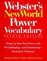 9780785815334: Webster's New World Power Vocabulary
