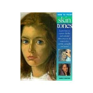 9780785816577: How to Paint Skin Tones (How to Art Series)