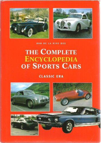 9780785817352: Complete Encyclopedia of Sports Cars
