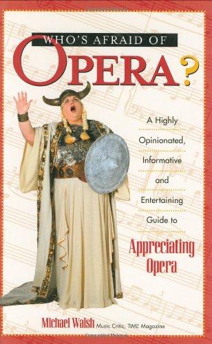 9780785817369: Who's Afraid of Opera