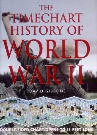 9780785817437: The Timechart History of World War II (Small Timechart History)