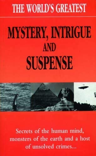9780785817444: World's Greatest Mystery Intrigue and Suspense