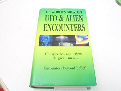 9780785817475: World's Greatest Ufo & Alien Encounters