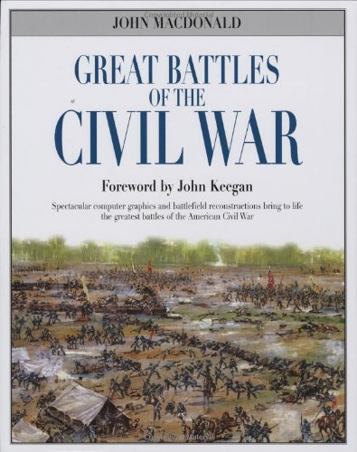 9780785817581: Great Battles of the Civil War