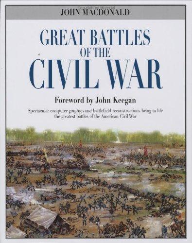 9780785817581: Great Battles of the Civil War