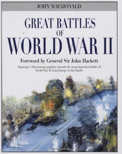 9780785817598: Great Battles of World War II