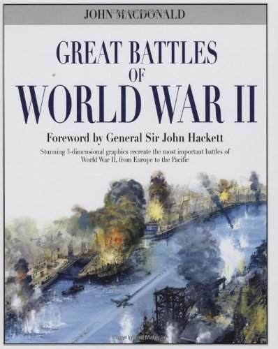 9780785817598: Great Battles of World War II