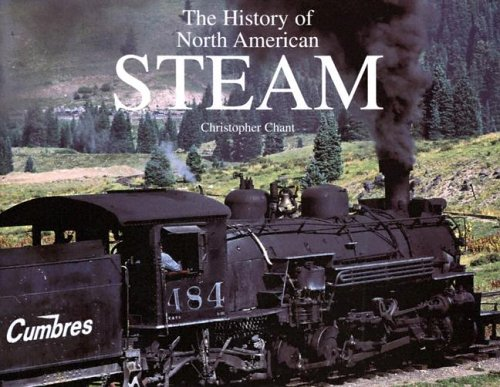 9780785817994: History of North American Steam