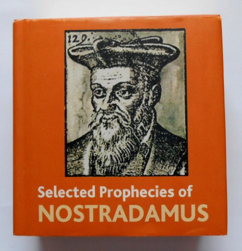 Selected Prophecies of Nostradamus: With Gold Gilt
