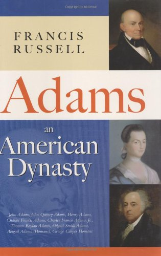 9780785818823: Adams: An American Dynasty