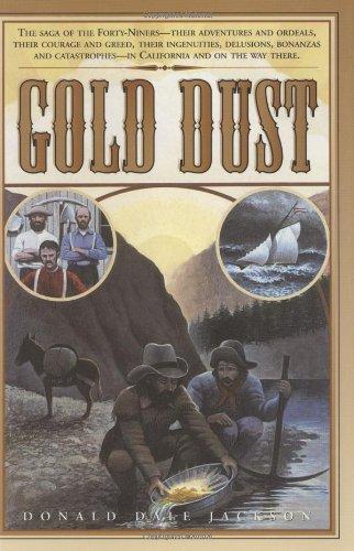 GOLD DUST: DONALD DALE JACKSON