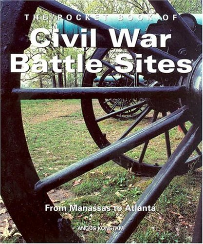 Pocket Book of Civil War Battle Sites (0785819207) by Paul Brewer