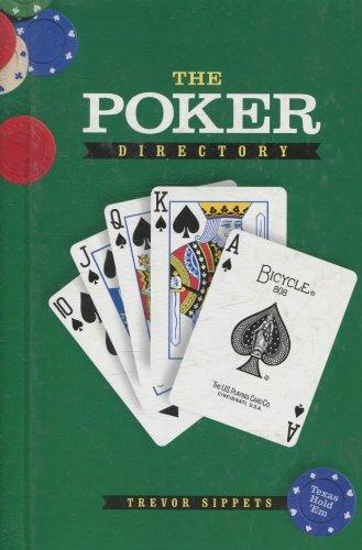 9780785819417: Poker Directory