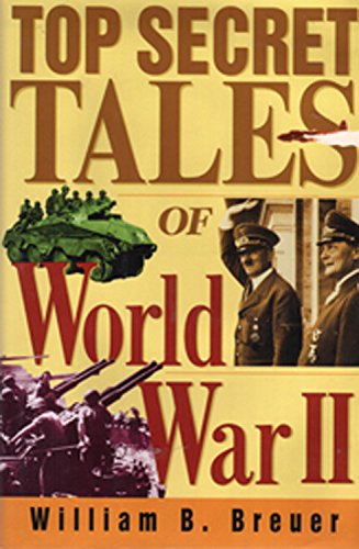 9780785819516: Top Secret Tales of World War II