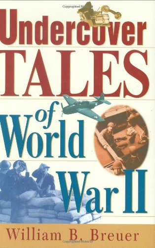 9780785819530: Undercover Tales of World War II