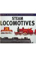 9780785819820: Steam Locomotives Gatefold (Gatefold Collection)