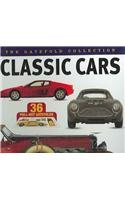 the Gatefold Collection: Classic Cars - 36 Pull-Out Gatefolds