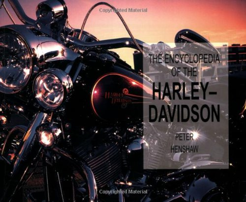9780785820086: The Encyclopedia of the Harley-Davidson