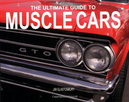 9780785820093: Ultimate Guide to Muscle Cars (Paperback Chunkies)