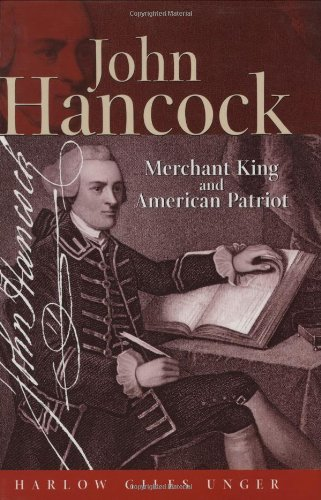 9780785820260: John Hancock: Merchant King & American Patriot
