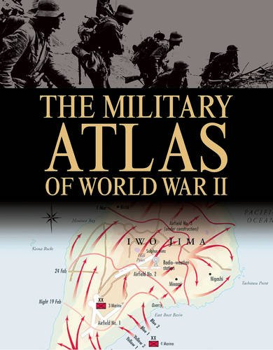 9780785820413: Military Atlas of World War II