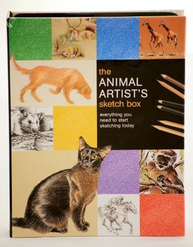 9780785820666: The Animal Artist's Sketch Box: Everything You Need to Start Sketching Today [With Pencils and Pencil Sharpener and Eraser]