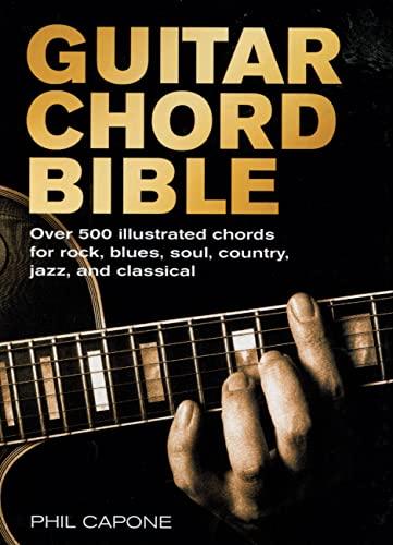 9780785820833: Guitar Chord Bible (Music Bibles)