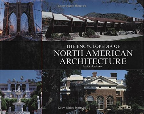 9780785820918: The Encyclopedia of North American Architecture