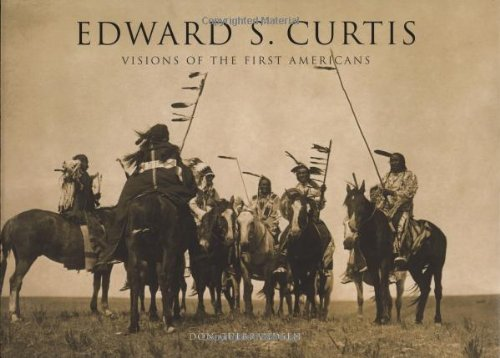 9780785821144: Edward Sheriff Curtis: Visions of the First Americans