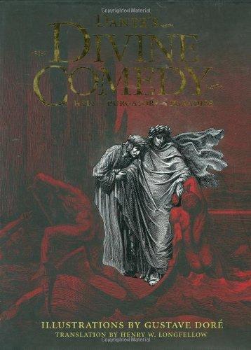 9780785821205: Dante's Divine Comedy: Hell, Purgatory, Paradise