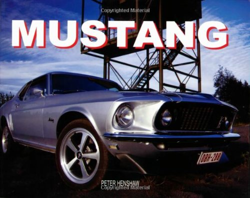 9780785821489: The Ultimate Encyclopedia of the Mustang (Paperback Chunkies)