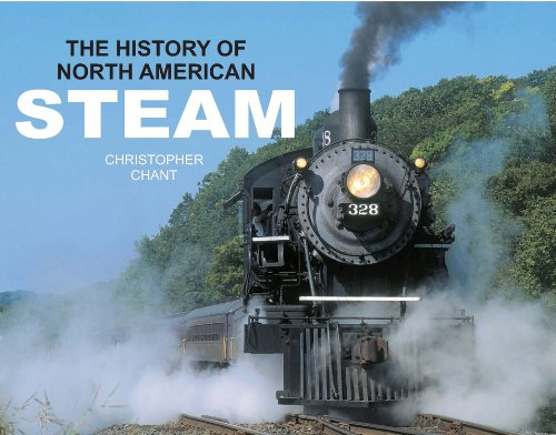 9780785821519: The History of North American Steam