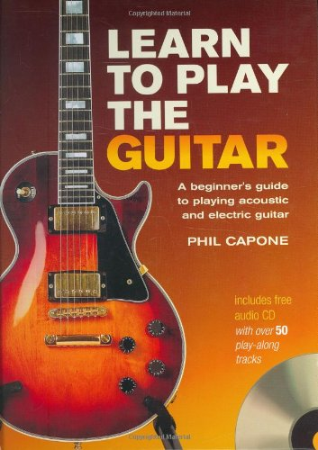 9780785821892: Learn to Play the Guitar: A Beginner's Guide to Accoustic and Electric Guitar