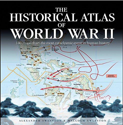 9780785822004: Historical Atlas of World War II