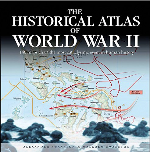 9780785822004: The Historical Atlas of World War II