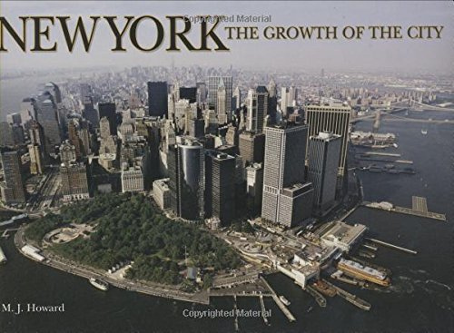 9780785822097: New York: The Growth of the City (Growth of the City/State)