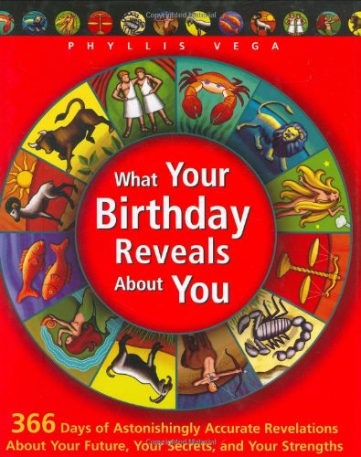 What Your Birthday Reveals About You: Vega, Phyllis
