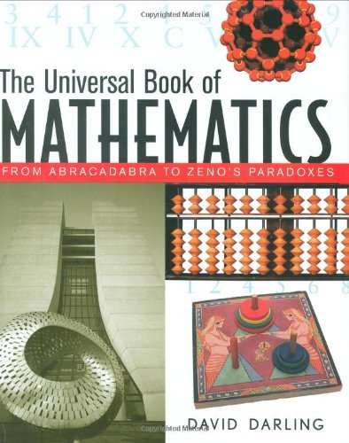 9780785822974: The Universal Book of Mathematics: From Abracadabra to Zeno's Paradoxes