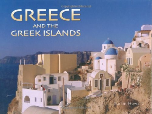 Greece and the Greek Islands (Small Panorama): Martin Howard