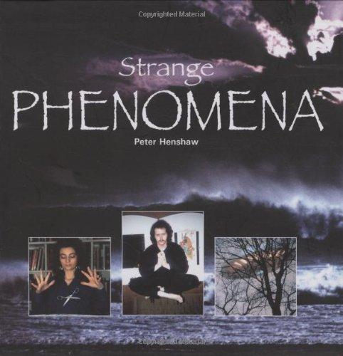 9780785824015: Strange Phenomena (Flexi cover series)